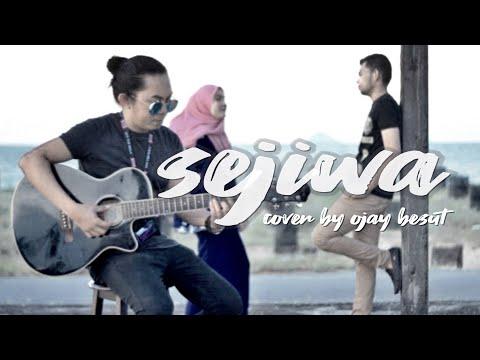 Huhh Macam Zaman 90an Tak??  Cover Sejiwa-spring By Ojay Besut