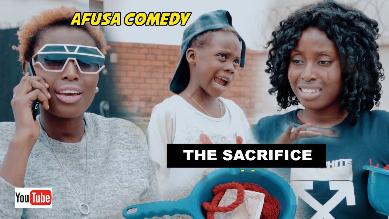 Download AFUSA COMEDY: THE SACRIFICE