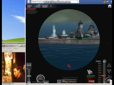 Naval Front-Line: Web Alpha facebook 2