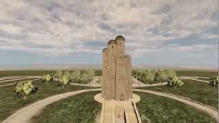 Memorial complex of Republic Ingushetia