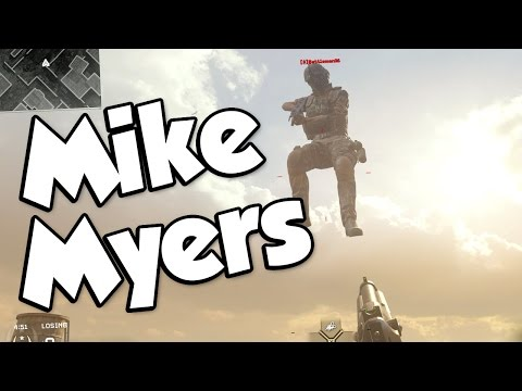 MIKE MYERS in Modern Warfare Remastered!