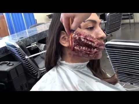 HALLOWEEN Zombie; TEETH 3 Dimensional Makeup
