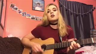 Bebe Rexha ft. Florida Georgia Line- Meant to Be (Olivia Downs Cover)