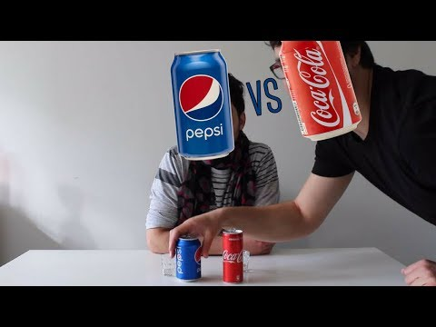 Pepsi ili Coca Cola?