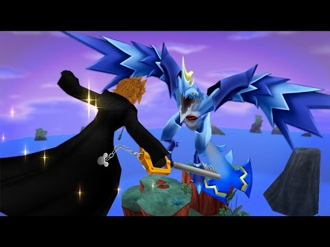 Kingdom Hearts 358/2 Days HD - Part 15 - Day 173 - 176