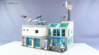 Baixar LEGO police station custom MOC