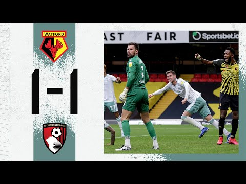 Watford Bournemouth Goals And Highlights