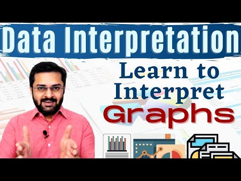 Data Interpretation - 1 (Graphical Data) - Learn to interpret graphs