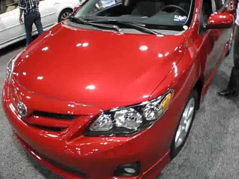2011 Toyota Corolla S Exterior/ Interior Review   YouTube