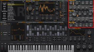 Vengeance Producer Suite - Avenger - Tutorial Video 4: AMP FILTER SHAPER Modules