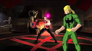 Ultimate Spider-Man Ep. 12 - Clip 1