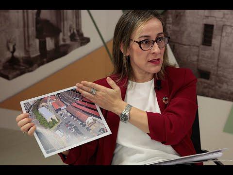 Una Hora Con... la conselleira Ethel Vazquez