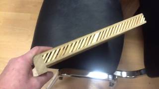 Подоконник из дерева(Деревянные подоконники для деревянных окон! В Санкт-Петербурге можно посмотреть образцы в офисе компании..., 2014-04-16T12:05:34.000Z)