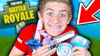 UNBOXING SPECIAL FORTNITE BATTLE ROYALE !!! ARME / OBJET FORTNITE IMPRIMÉ EN 3D !!!