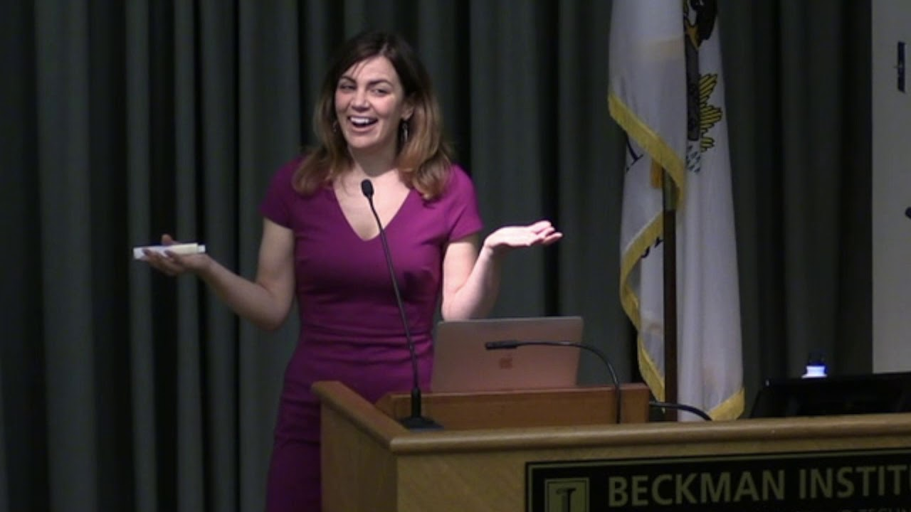 "Watch ""The Power of Personal Stories About Science"" - Story Collider's Liz Neeley (Lecture)"