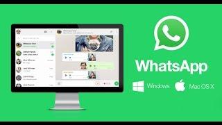 Como Baixar e Instalar Whatsapp Oficial Para PC - Atualizado 2018