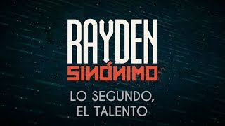 Video Lo segundo, el talento Rayden