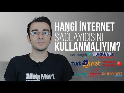 Hangi İnternet Servis Sağlayıcısını Seçmeliyim?