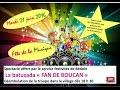 Fete de la Musique Batucada Fan de Boucan Bedoin 21 juin 2016