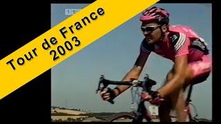 Tour De France 2003 - stage 11-15 - Something to turbo train to