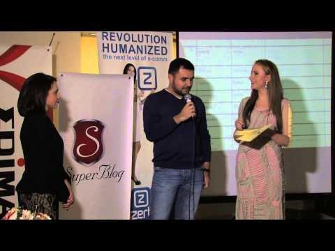 Gala SuperBlog 2012 - Partea 2: Prezentarea bloggerilor finalisti (locurile 11-88)