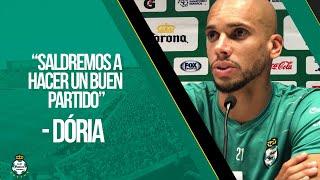 embeded bvideo Rueda de Prensa: Matheus Dória - 27 Agosto