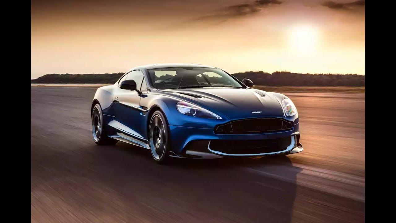 Aston Martin Vanquish S 2018 Car Review Youtube