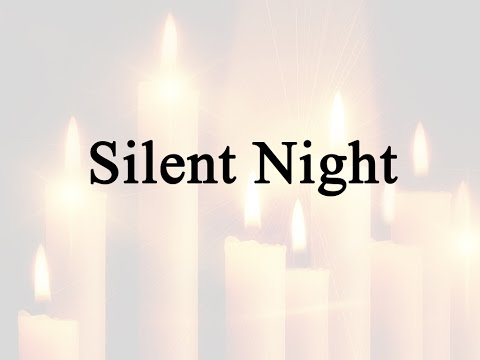 Silent Night (Hymn Charts with Lyrics, Contemporary)