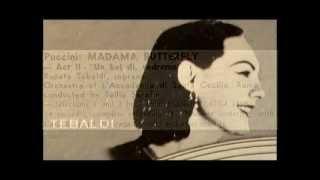 London Stereo Showcase, 1959: Puccini, Wagner, Boito, Tebaldi, Berganza, Flagstad, Serafin, Solti