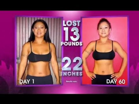 PiYo Infommercial Mindy Hord