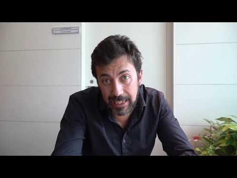 Tone Gómez-Reino dá azos á candidatura de Unidas Podemos en Ourense