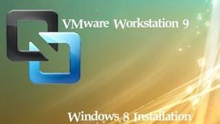 VMware-Tutorial: Windows 8 Installation(Deutsch) - DarkDino2010