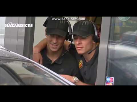 Who is the most handsome Hazard? Eden or Thorgan?