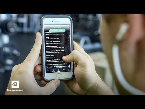 What Music Motivates Your Workout? | Week 5 | Return To The Olympia Challenge