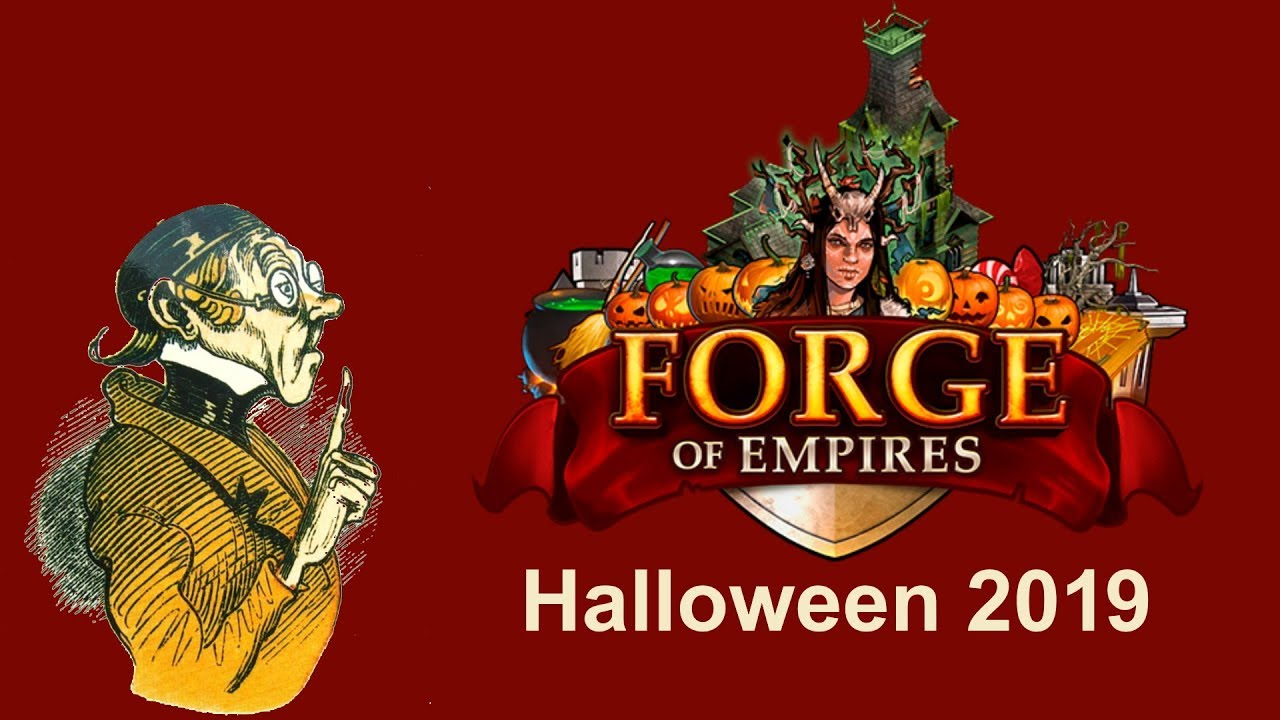 Forge Of Empires Fall Event 2020.Foehints Halloween Event 2019 Oct 15th In Forge Of Empires