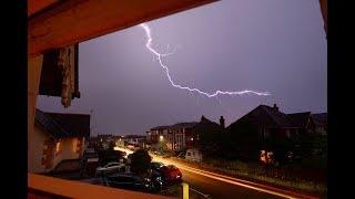 Close Lightning Strike...