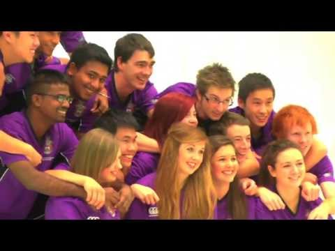 University of Hertfordshire's Athletic Union Sports Club Photo Shoot 2012