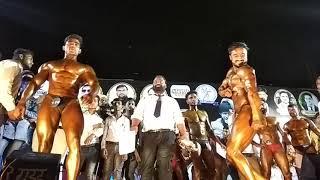 Mr Agra senior bodybuilding