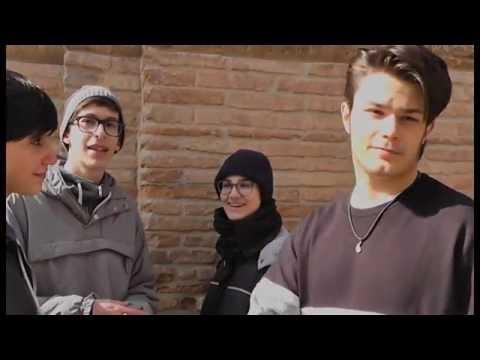 8 Liceo Artistico e Musicale Statale di Forlì: Are you searching for purpose?