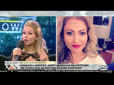 Anamaria Ferentz: Îmi donez ziua de naştere în scop caritabil