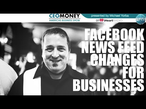 Facebook News Feed Changes for Business w/ Giovanni Gallucci
