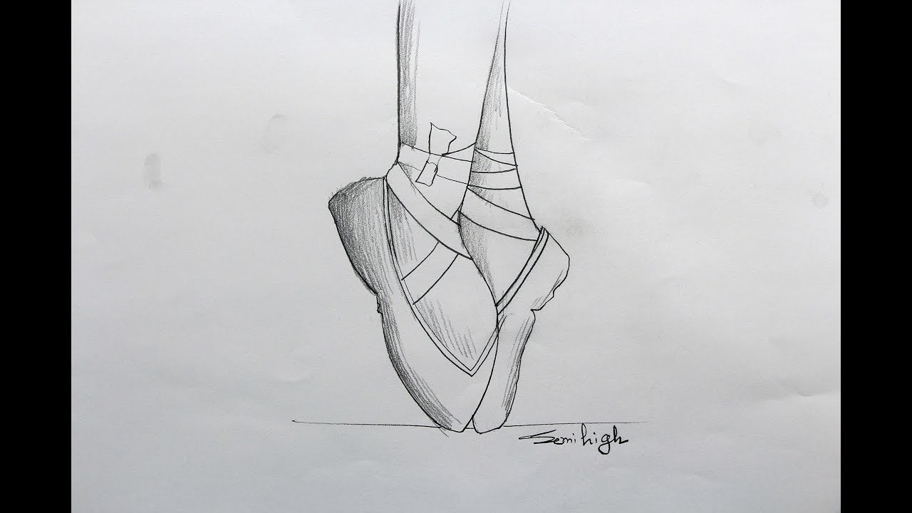 Creative Pencil Drawing Idea Step By Step Pencil Sketch