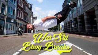 DJ Ivan Ski - WarSki | Dope Bboy Mixtape | Breakbeat 2017