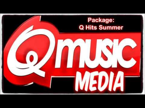 Q-Music Jingle Package - Q Hits Summer (+DOWNLOAD!)