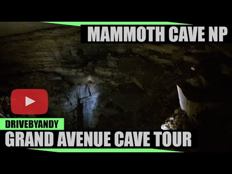 Mammoth Cave NP - Grand Avenue Tour