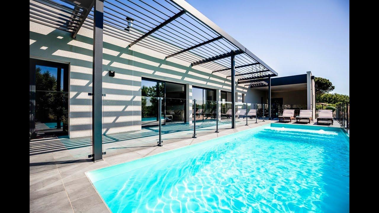 Abri De Jardin Atypique maison contemporaine avec vue à pibrac - espaces atypiques