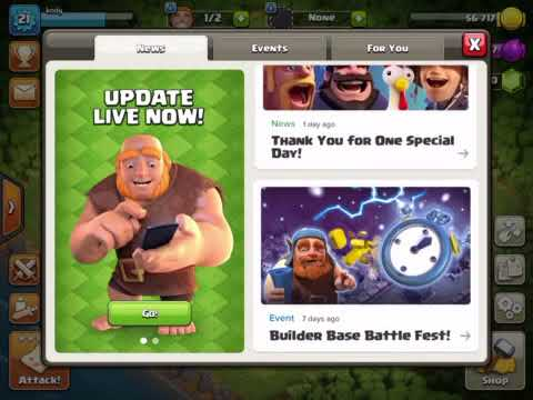 Join My Village In Clash Of Clans