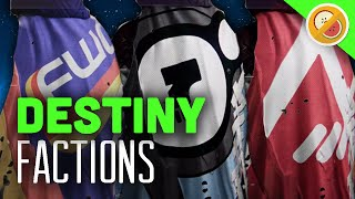 Destiny Factions War - The Dream Team (Gameplay Funny Moments)