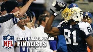 2017 Hall Of Fame: Finalists Announcement | NFL