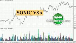 Индикатор SonicR VSA описание работы на форекс